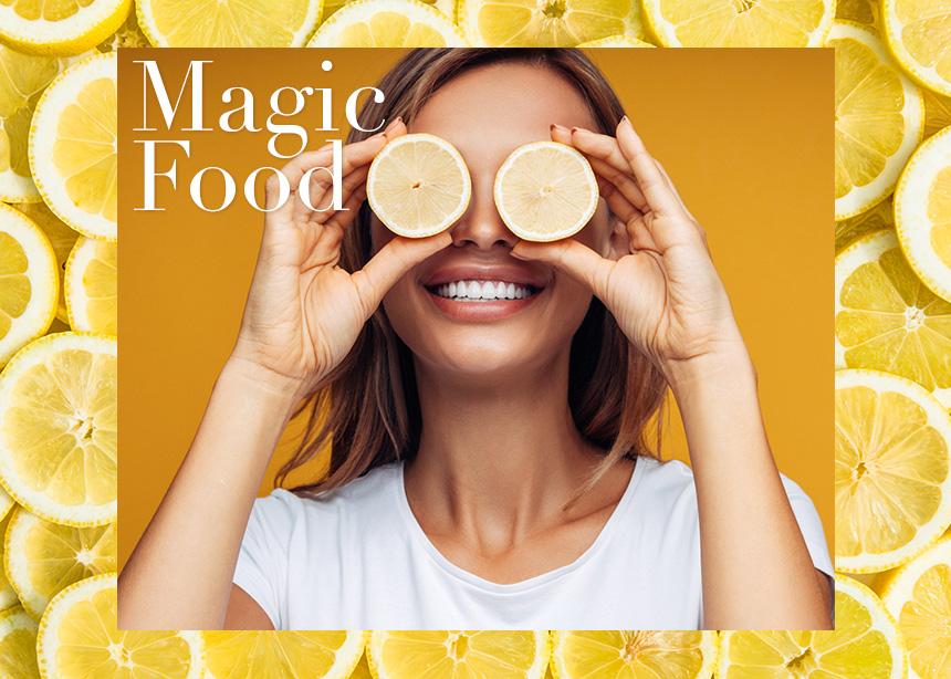 Άσε τα ηρεμιστικά και πιάσε το λεμόνι: Το κίτρινο magic food!