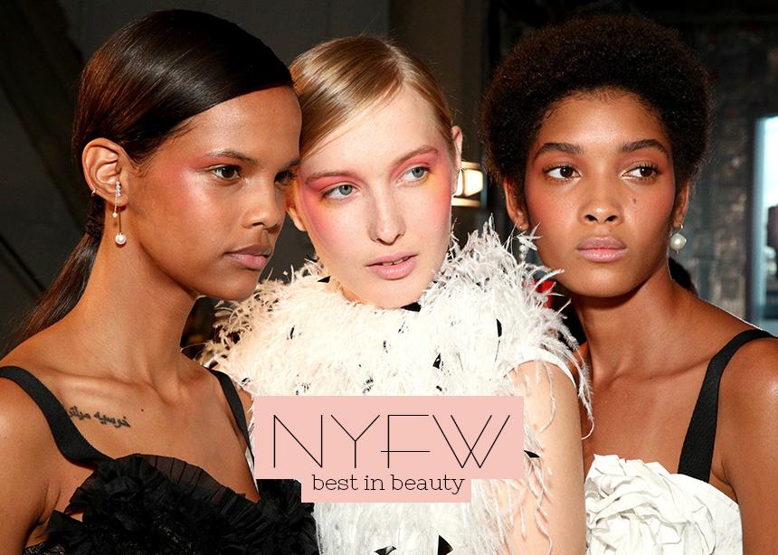 Τα beauty looks από την εβδομάδα μόδας στην Νέα Υόρκη που δεν θέλεις να χάσεις!