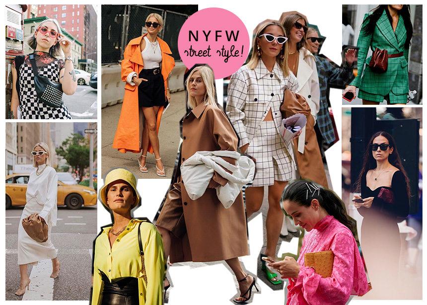 Tα πιο ωραία street style στην εβδομάδα μόδας της Νέας Υόρκης! | tlife.gr