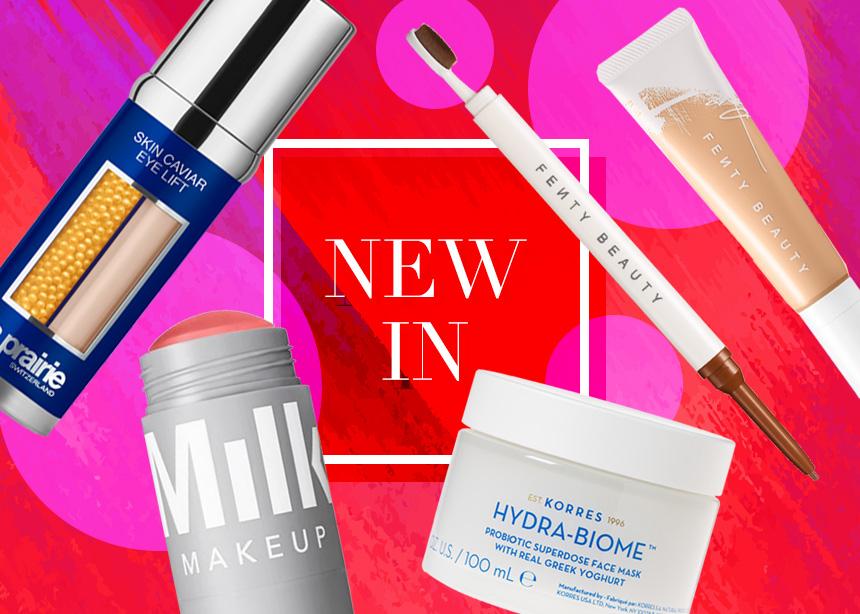 Όλα τα νέα προϊόντα που θέλουμε στο νεσεσέρ μας αυτό το μήνα! | tlife.gr
