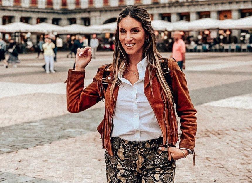 Αθηνά Οικονομάκου: Ταξίδι στην Ισπανία για επαγγελματικούς λόγους [pics]