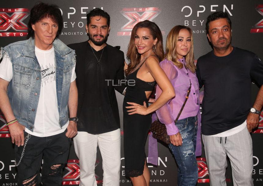Λαμπερό brunch στο κέντρο της Αθήνας λίγο πριν την αποψινή πρεμιέρα του «X Factor»! | tlife.gr