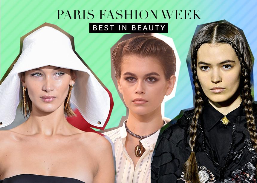 Paris Fashion Week: τα ωραιότερα μακιγιάζ και μαλλιά (μέχρι στιγμής)   tlife.gr