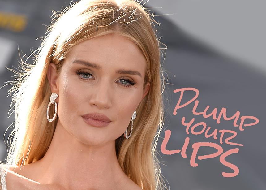Πώς να μεγαλώσεις τα χείλη σου με φυσικό τρόπο (και δεν εννοούμε το μακιγιάζ)!