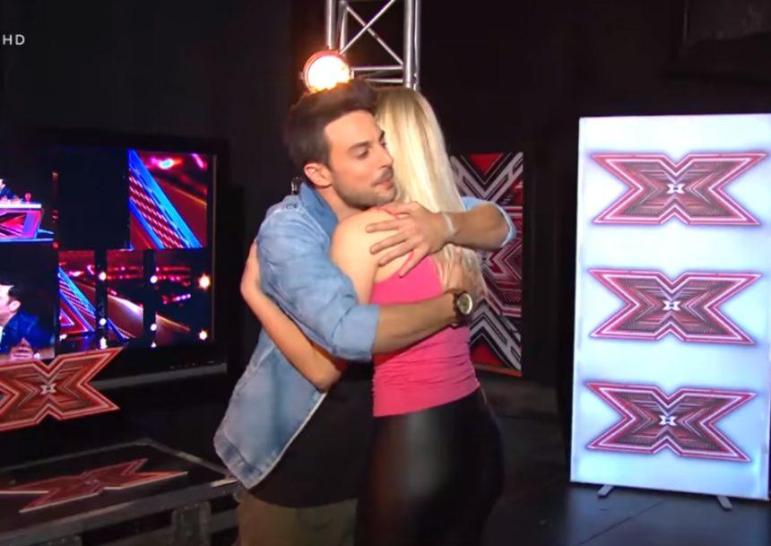 X-Factor: Η Τριανταφυλλιά τρέλανε τον Άρη Μακρή! [video]   tlife.gr