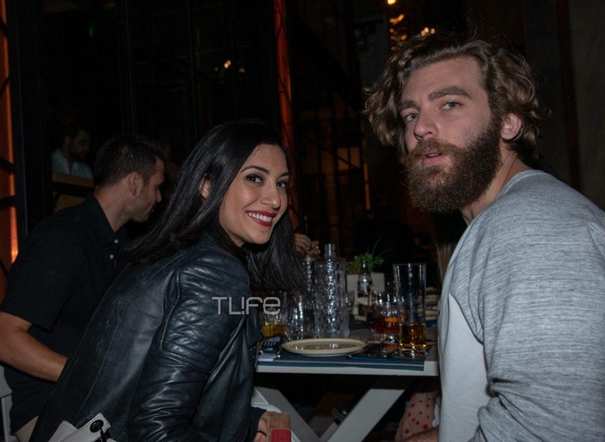 Ευγενία Σαμαρά – Γιάννης Ποιμενίδης: Δείπνο στο κέντρο της Αθήνας! [pics] | tlife.gr