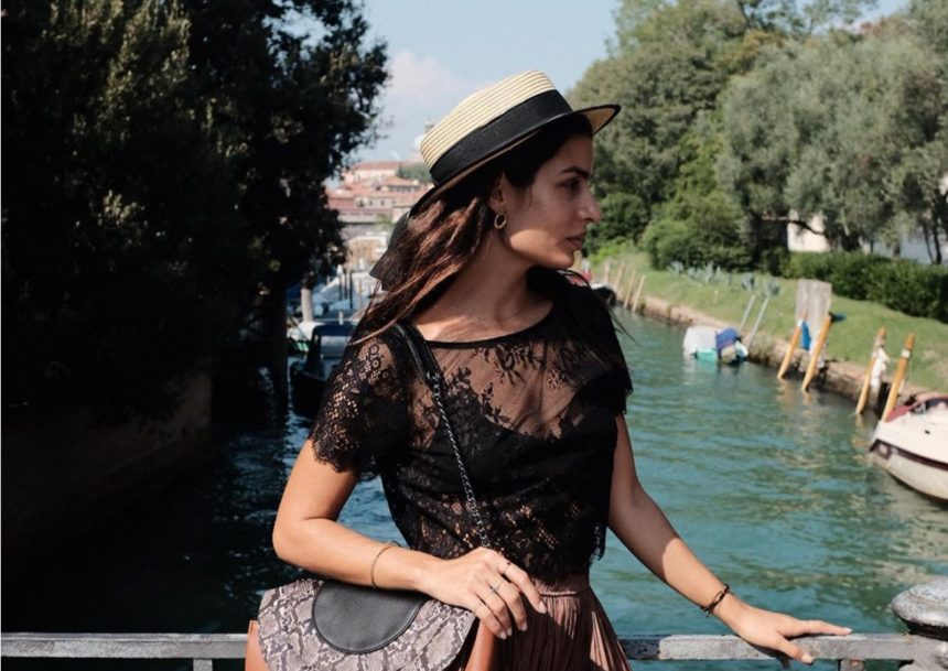 Τόνια Σωτηροπούλου: Μίνι απόδραση στο Burano της Βενετίας! [pics,video] | tlife.gr