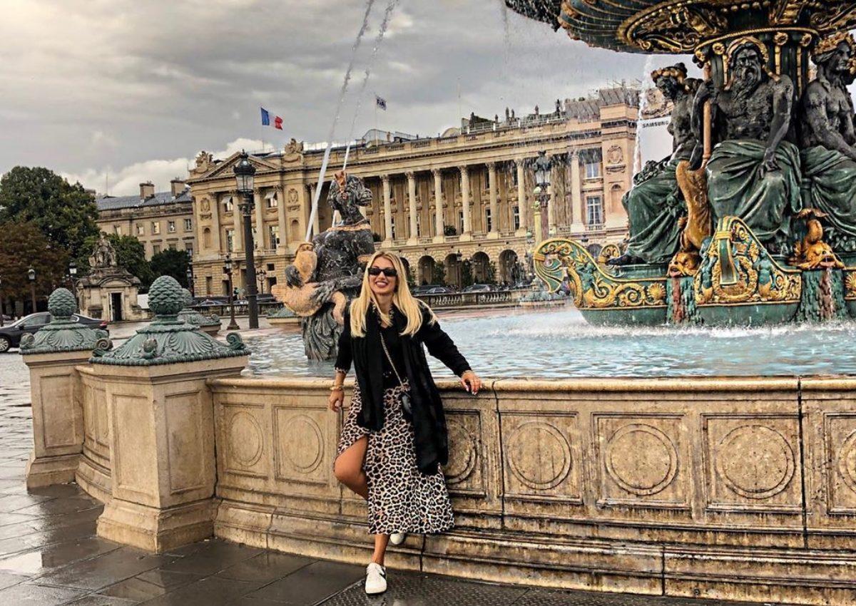 Κωνσταντίνα Σπυροπούλου: Σε fashion event στο Παρίσι! [pics,vids] | tlife.gr