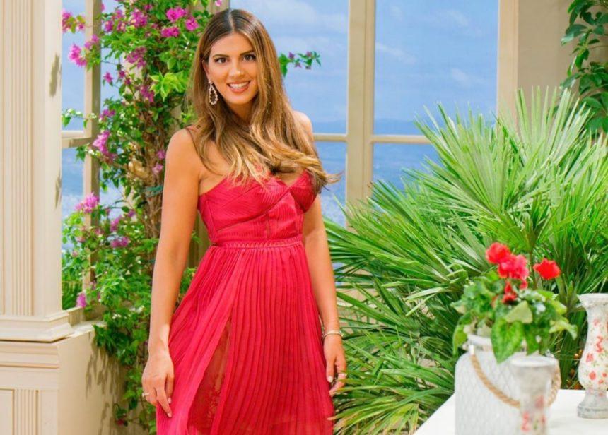 Σταματίνα Τσιμτσιλή: Το συγκινητικό μήνυμα για την κόρη της που ξεκινάει το δημοτικό!   tlife.gr