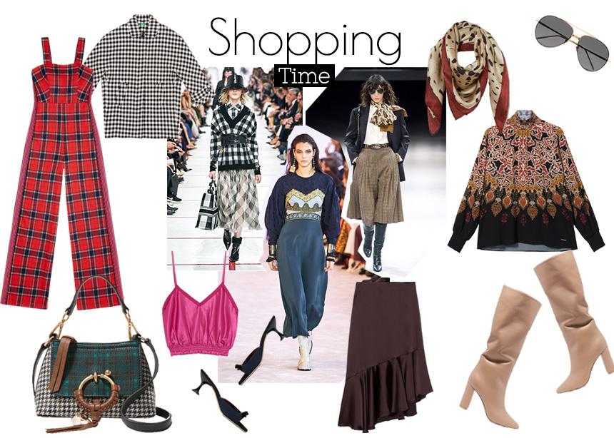 Shopping time! Tι να αγοράσεις ώστε να φορέσεις σωστά 3 μεγάλες τάσεις!