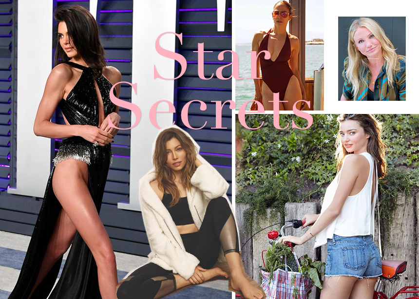 5 stars αποκαλύπτουν τα μυστικά τους κατά της κυτταρίτιδας | tlife.gr