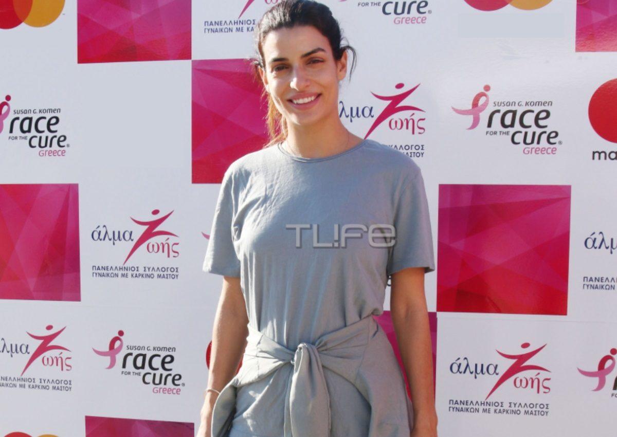 Τόνια Σωτηροπούλου: Φόρεσε τα αθλητικά της και έτρεξε ενάντια στον καρκίνο του μαστού! [pics] | tlife.gr
