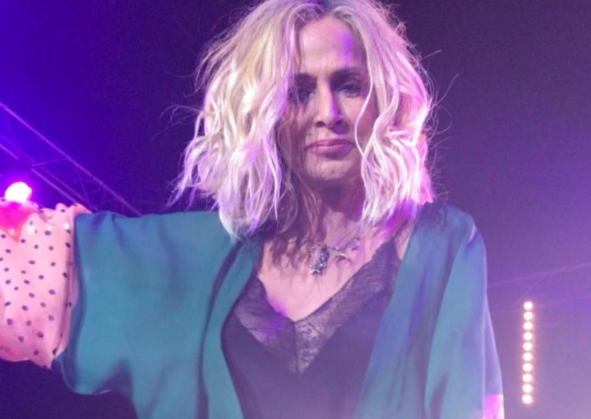 Άννα Βίσση: Η συγκίνησή της κατά τη διάρκεια συναυλίας της στο Μάτι [video] | tlife.gr