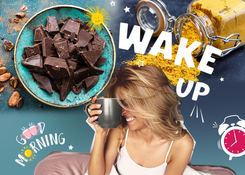 Θες να ξυπνήσεις χωρίς το καφεδάκι σου; 10 τροφές που θα σε βοηθήσουν να έχεις ενέργεια όλη μέρα | tlife.gr