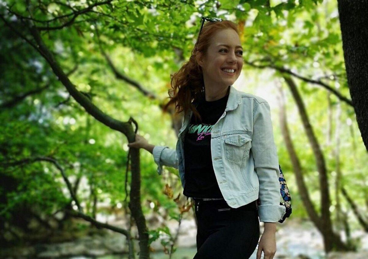 Άντα Λιβιτσάνου: Εντυπωσιακές εικόνες από το ταξίδι της στο φαράγγι Πάντα Βρέχει! | tlife.gr