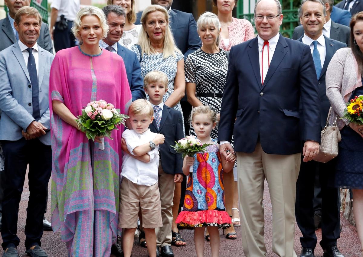 Πρίγκιπας Αλβέρτος – Πριγκίπισσα Σαρλίν: Έστειλαν τα δίδυμα σε δημόσιο σχολείο!