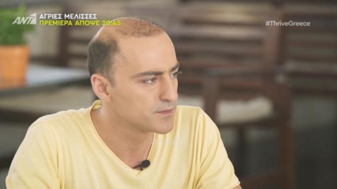 Συγκινεί ο Θανάσης Αλευράς: «Δεν μπόρεσα να πάω στην κηδεία του πατέρα μου»… | tlife.gr