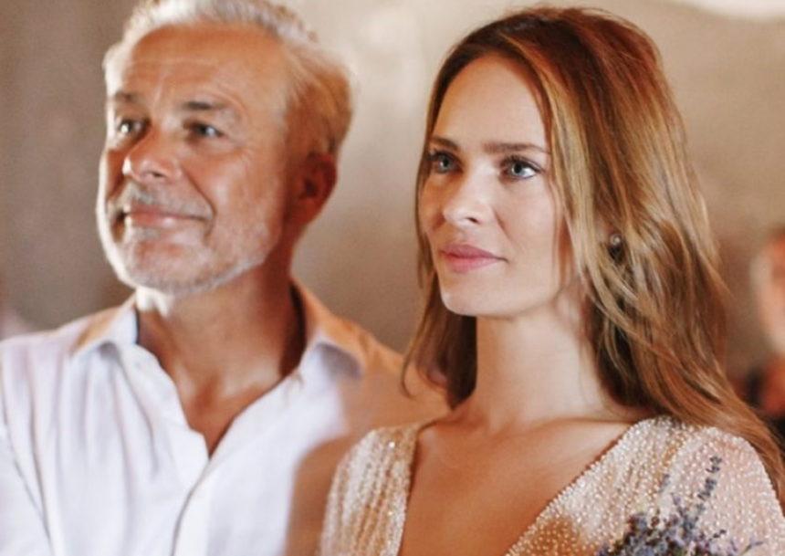 Αnita Brand: Το τρυφερό μήνυμα στον Χάρη Χριστόπουλο για την πρώτη επέτειο γάμου τους! | tlife.gr