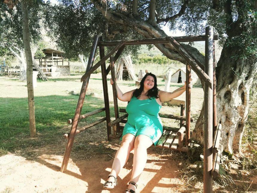 Αντιγόνη Πάντα Χάρβα: Γιόρτασε τη γιορτή της με μια φωτογραφία χωρίς… ρούχα! | tlife.gr