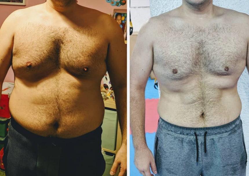 Έλληνας ηθοποιός έχασε 14 ολόκληρα κιλά μέσα σε 7 μήνες και έγινε άλλος άνθρωπος! | tlife.gr