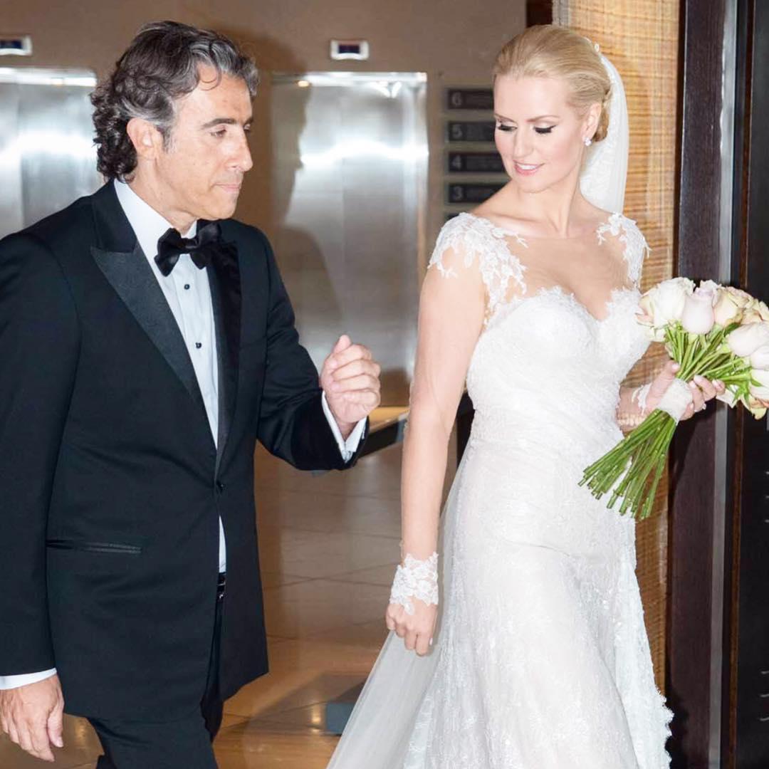 Μαρία Αραμπατζή: Θυμάται τον γάμο της με τον αγαπημένο της, λίγο πριν γίνει μανούλα! ΒΙΝΤΕΟ