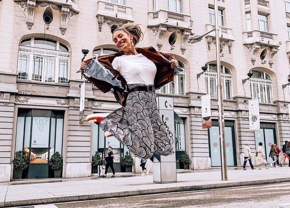 Αθηνά Οικονομάκου: Όλα όσα έκανε στην Μαδρίτη! Νέα στιγμιότυπα από το μαγικό ταξίδι της | tlife.gr