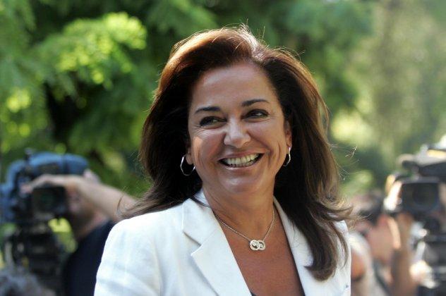 Ντόρα Μπακογιάννη: Βραδιά διασκέδασης με τον σύζυγό της Ισίδωρο Κούβελο! [pic] | tlife.gr