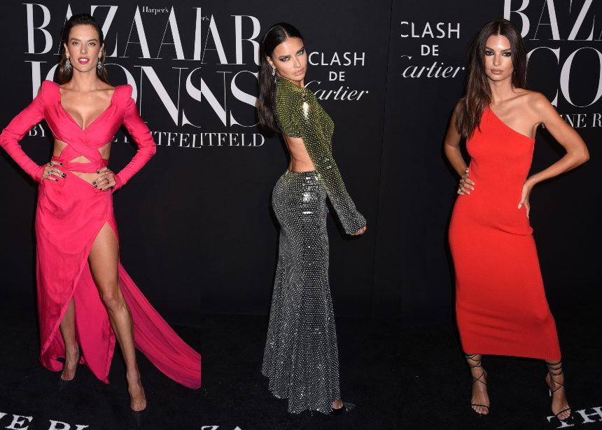 Δες τι φόρεσαν οι διάσημες στο party της Carine Roitfeld! | tlife.gr