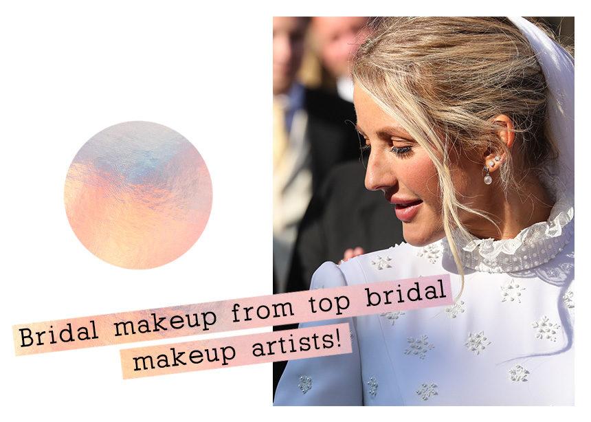Ζητήσαμε από τρεις top makeup artist να μας δείξουν το αγαπημένο τους νυφικό μακιγιάζ! Ιδού!   tlife.gr