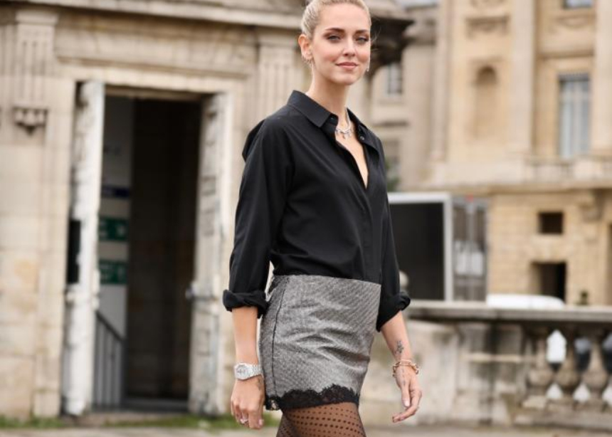 Ξέρω που θα βρεις το καλσόν της Chiara Ferragni