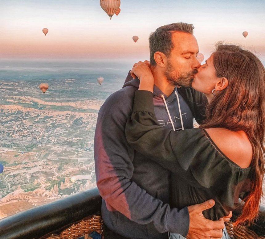 Σάκης Τανιμανίδης – Χριστίνα Μπόμπα: Όλα όσα έκαναν στο μαγικό ταξίδι τους στην Καππαδοκία! [pics,vid] | tlife.gr