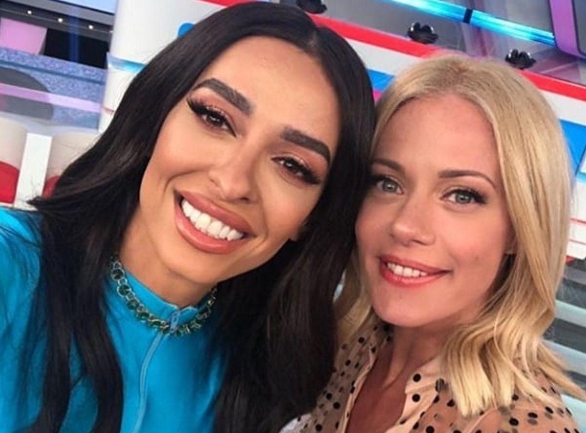 Ζέτα Μακρυπούλια – Ελένη Φουρέιρα: Πού συναντήθηκαν οι δυο γυναίκες πριν την πρεμιέρα του «The final four» | tlife.gr