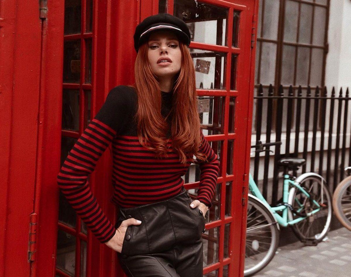 Έβελυν Καζαντζόγλου: Φθινοπωρινό ταξίδι στο Λονδίνο, μετά τον χωρισμό της από τον Τζορτζ Παπακώστα! [pics] | tlife.gr