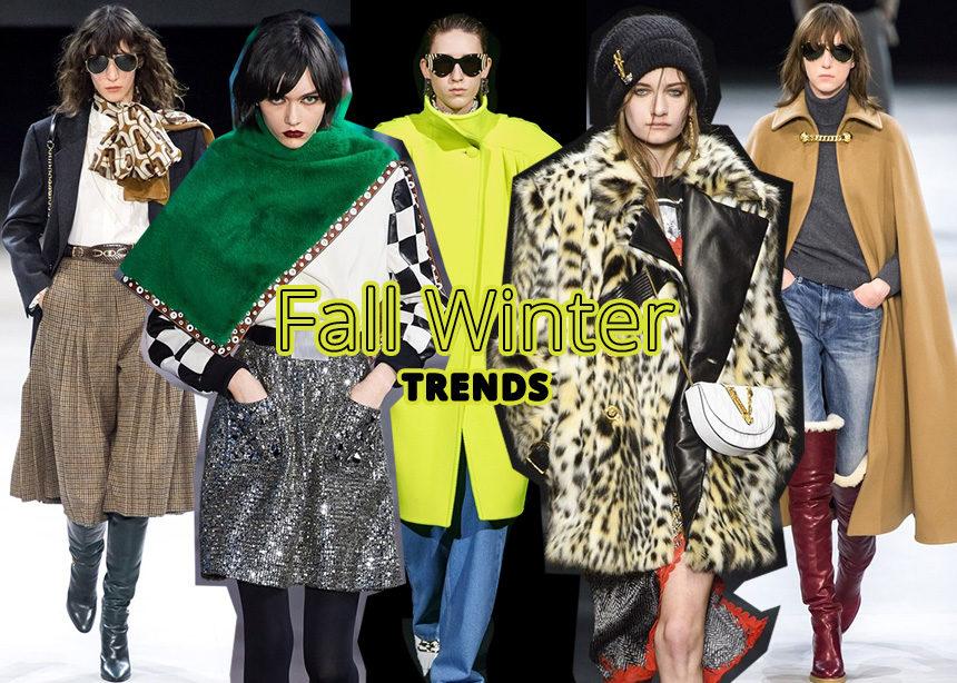 Φθινόπωρο-Χειμώνας 2020: Οι νέες τάσεις που θα φορέσουμε αυτήν τη σεζόν (part 1) | tlife.gr