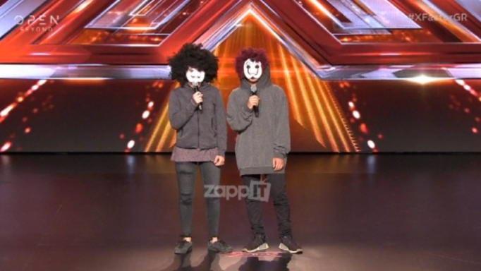 Το σοκ του Γιώργου Θεοφάνους όταν είδε τα παιδιά του στο X-Factor! Video | tlife.gr
