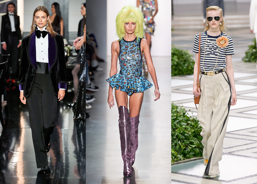 New York Fashion Week 2019: Τι έδειξαν οι μεγάλοι οίκοι αυτό το ΣΚ!