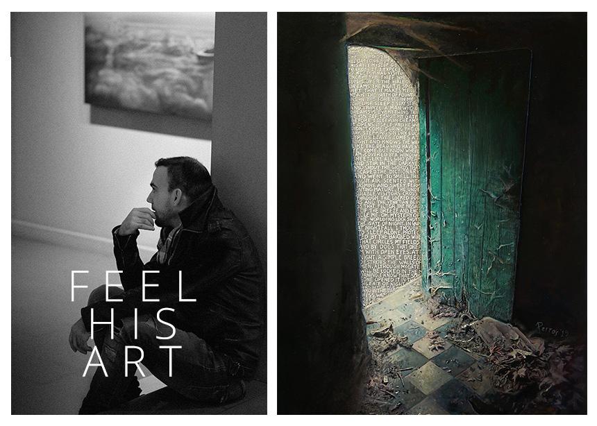 Vassilis Perros: Ένας καλλιτέχνης που πρέπει να αναζητήσεις τα έργα του στην Art Athina 2019