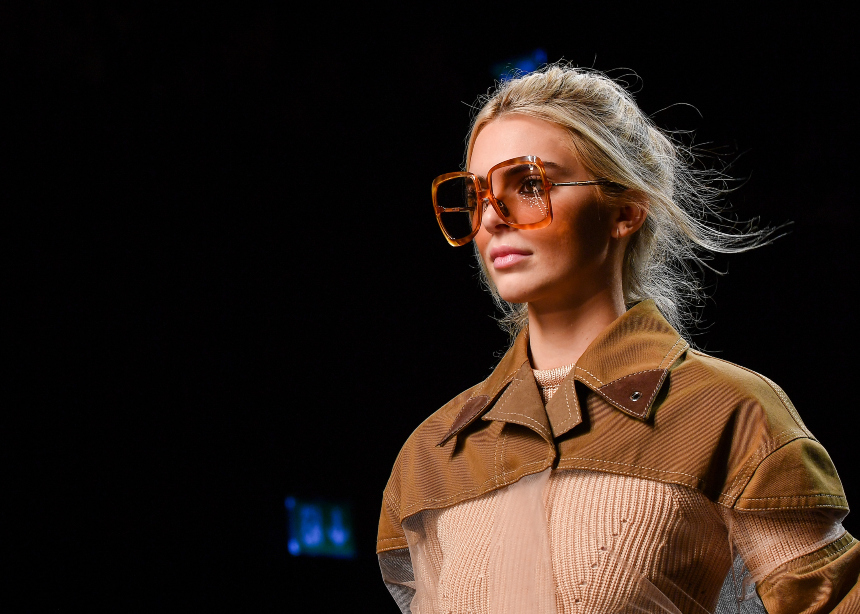 Τα γυαλιά από το show του οίκου Fendi τα θέλουμε ΤΩΡΑ! | tlife.gr