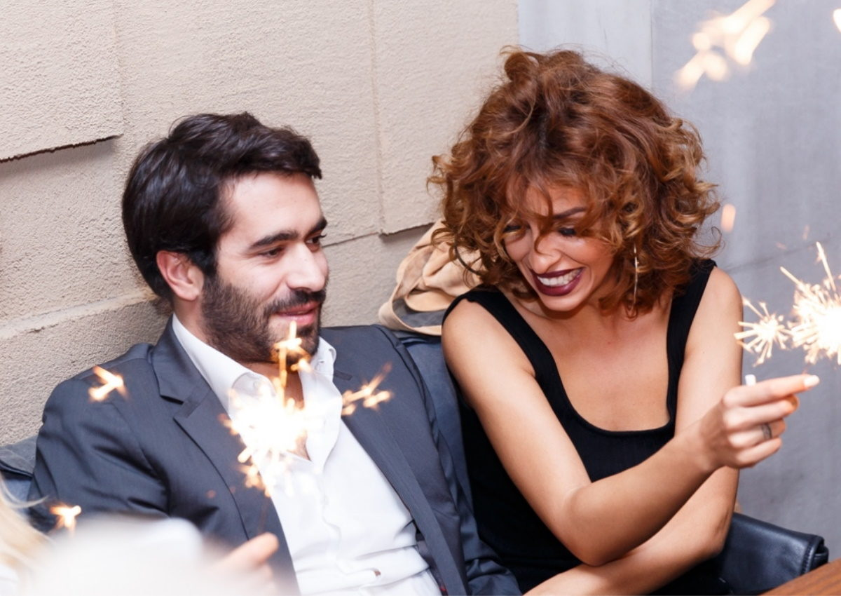 Σπυράγγελος Λυκούδης: Ερωτευμένος με κούκλα ηθοποιό ο πρώην σύντροφος της Ελένης Φουρέιρα!