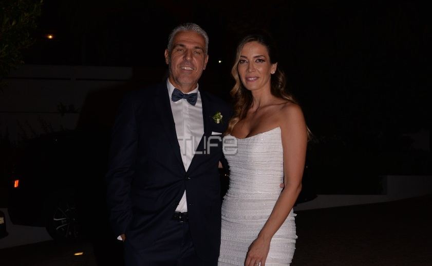Ποια δημοσιογράφος έπιασε την ανθοδέσμη στο γάμο της Δήμητρας Λαζαράτου; Video | tlife.gr