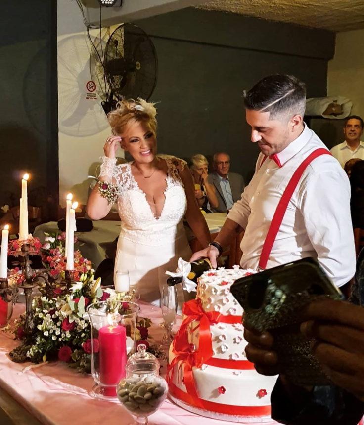 Γωγώ Γαρυφάλλου: Νέες φωτογραφίες από το γάμο της!   tlife.gr