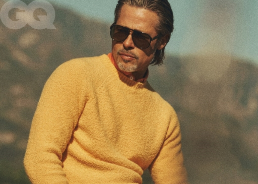 Βrad Pitt: Γιατί όλοι μιλάνε για αυτή την φωτογράφιση   tlife.gr