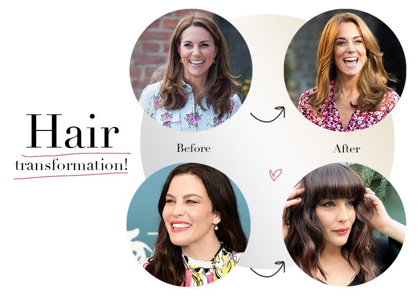 Έξι διάσημες που άλλαξαν τα μαλλιά τους για το φθινόπωρο! Δες και εμπνεύσου! | tlife.gr