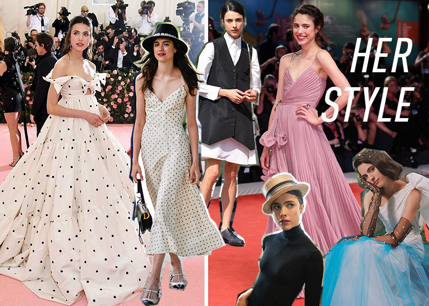 Όλα όσα θες να μάθεις για το style της Margaret Qualley! | tlife.gr