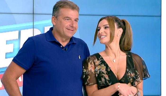 Ελένη Τσολάκη: Έτσι αντέδρασε όταν της πρότειναν να συνεργαστεί με τον Γιώργο Λιάγκα! [video]   tlife.gr