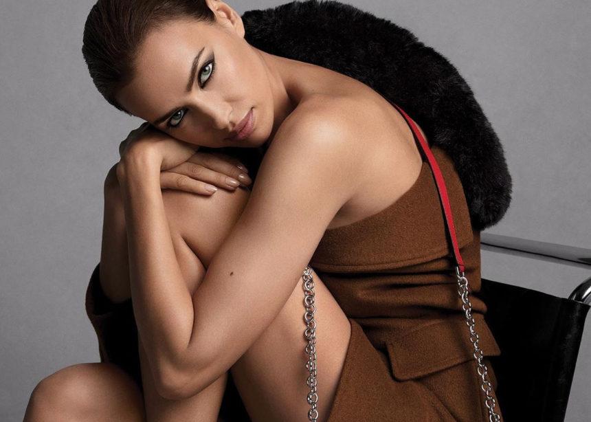 H Irina Shayk στην νέα campaign του Calvin Klein! | tlife.gr