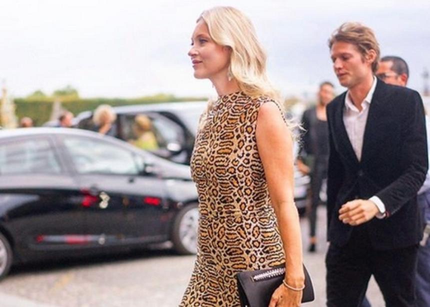 Μόνο η Kate Moss φοράει τόσο τέλεια το leopard! | tlife.gr