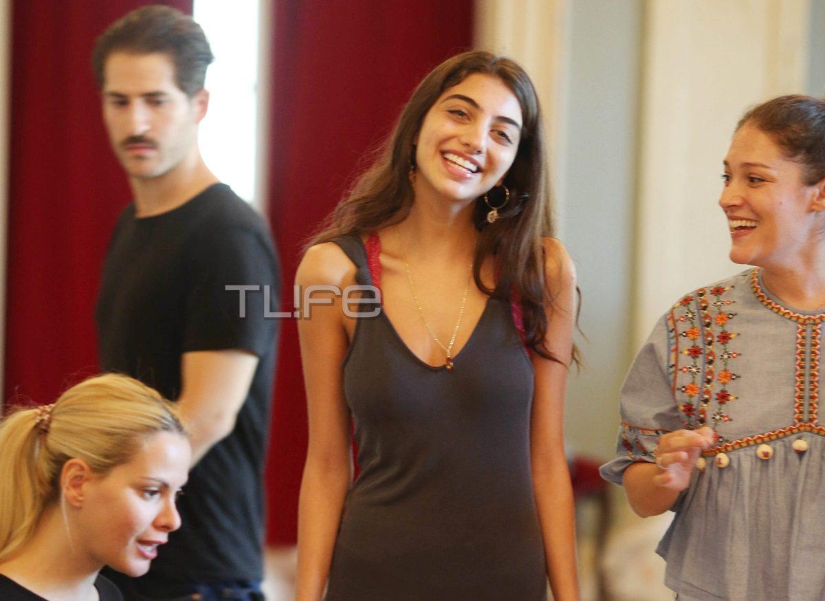 Ειρήνη Καζαριάν: Φωτογραφίες από τις πρόβες μετά το σάλο που προκάλεσε με τις δηλώσεις της | tlife.gr