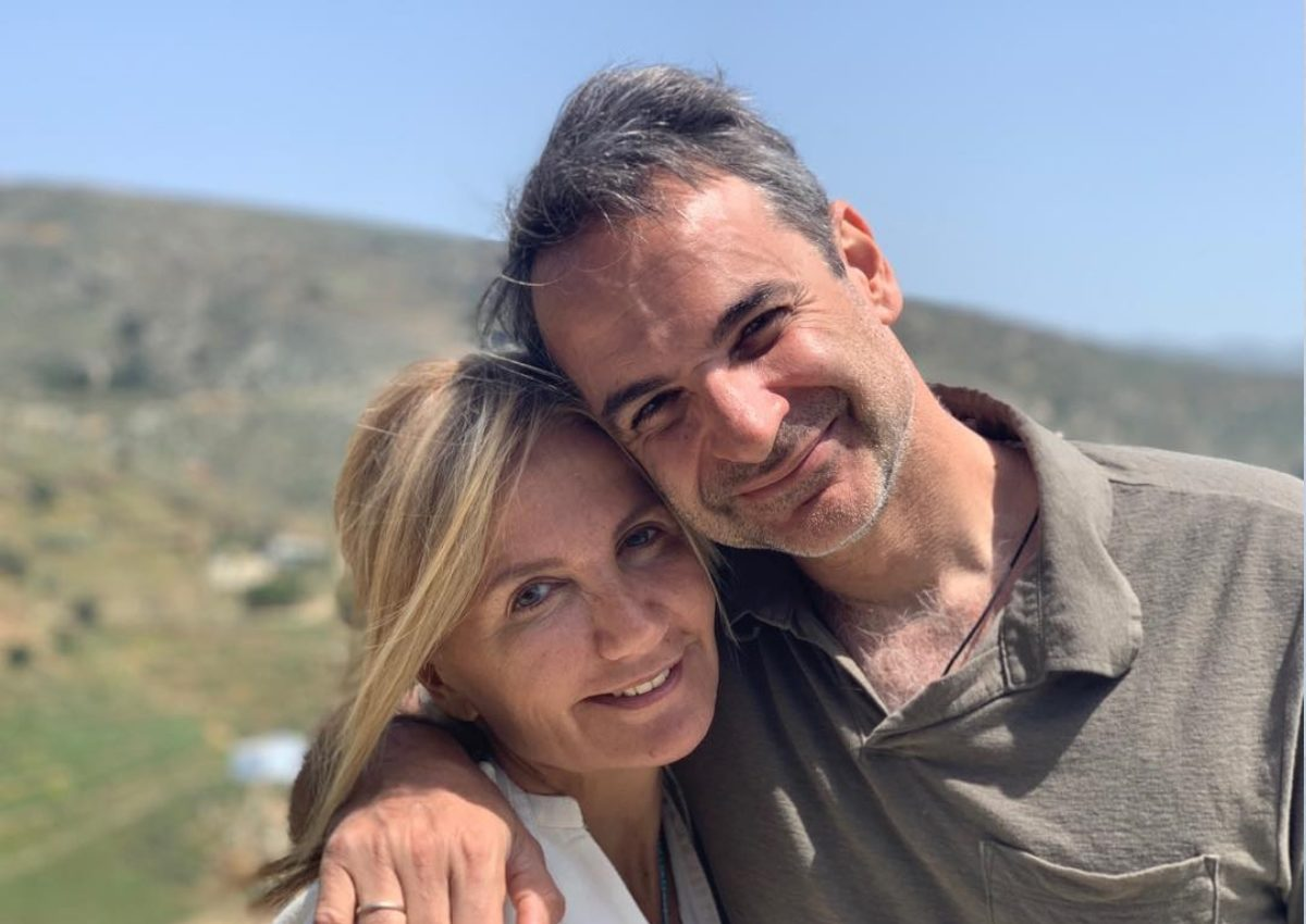 Κυριάκος Μητσοτάκης: Η γλυκιά ευχή στην κόρη του Σοφία | tlife.gr