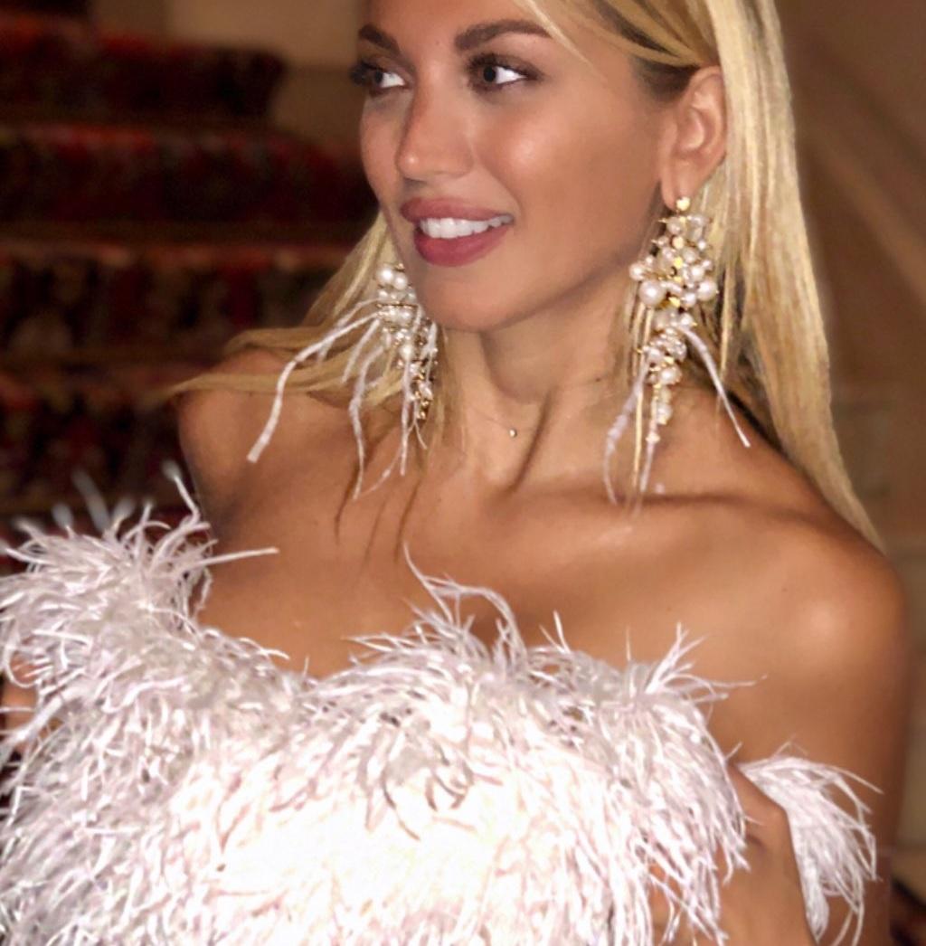 Κωνσταντίνα Σπυροπούλου: Grande εμφάνιση στο Ritz στο Παρίσι στην fashion week! [pics] | tlife.gr